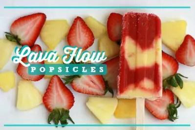 lava flow Cool Summer Snacks