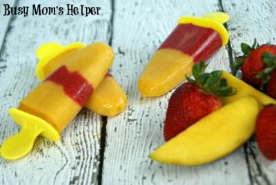 strawberry mango popsicles 5