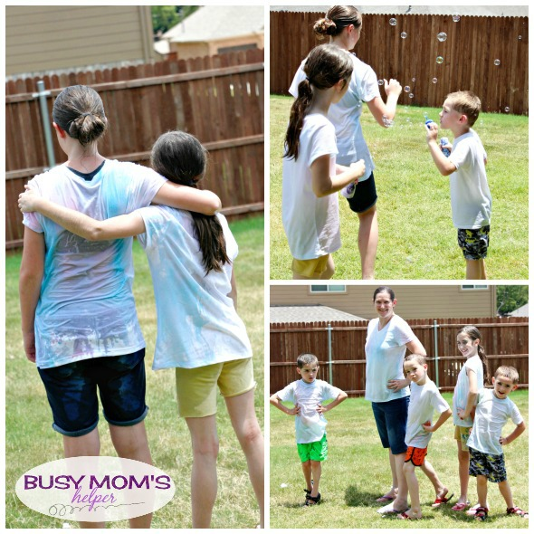 Summer Party for Kids - Free To Be Anything / Messy Party / DIY PVC Sprinkler / by BusyMomsHelper.com #FreeToBe #ad
