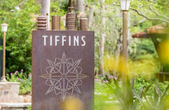Walt Disney World Summer 2016 / Tiffins new Animal Kingdom Restaurant