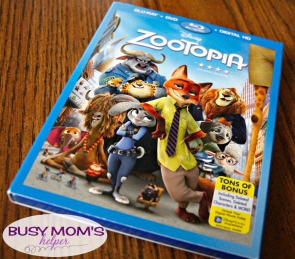 Create Your Own Zootopia Adventures / by BusyMomsHelper.com / Kids will love bringing the Disney hit Zootopia to life with the Blue-Ray/DVD Combo Pack and TOMY toys with their favorite characters! #ad