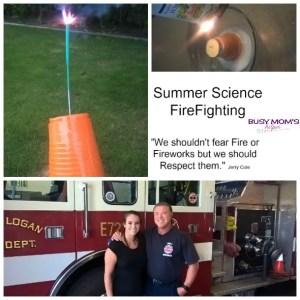 Summer Science FireFighting