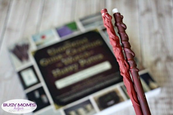 Muggle, witch or wizard crafts from Harry Potter / by BusyMomsHelper.com #ad