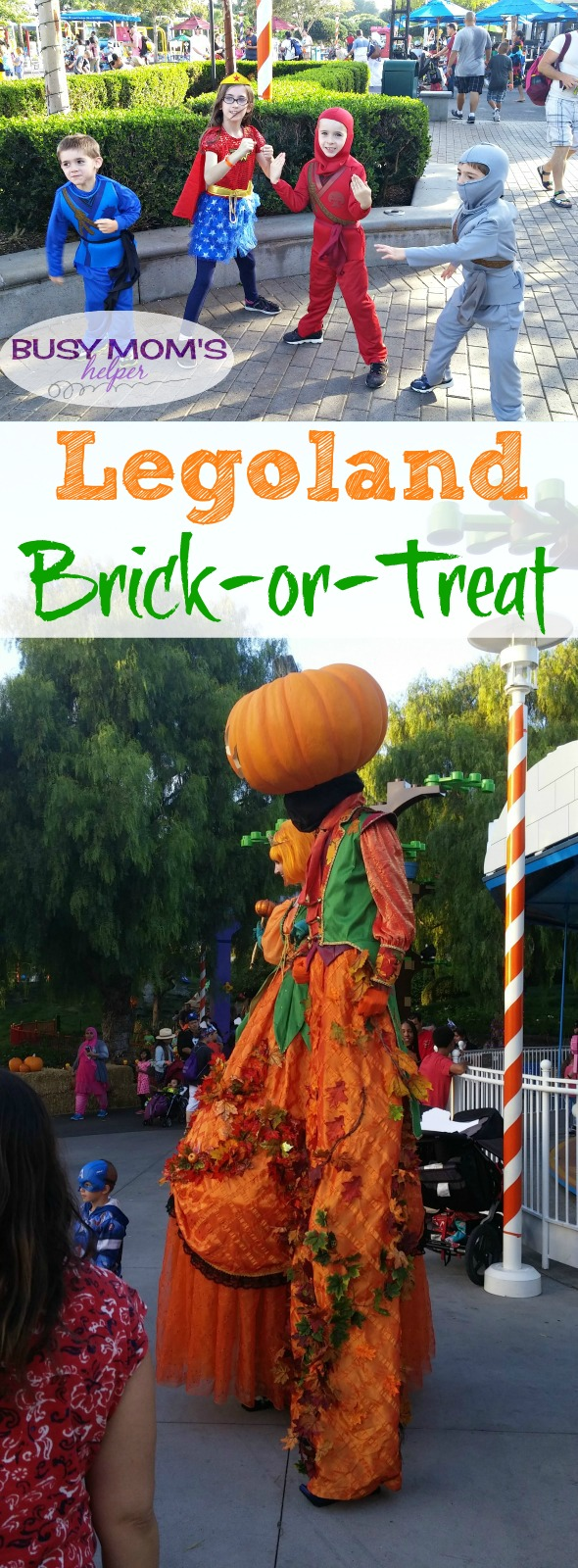 Legoland Brick-or-Treat