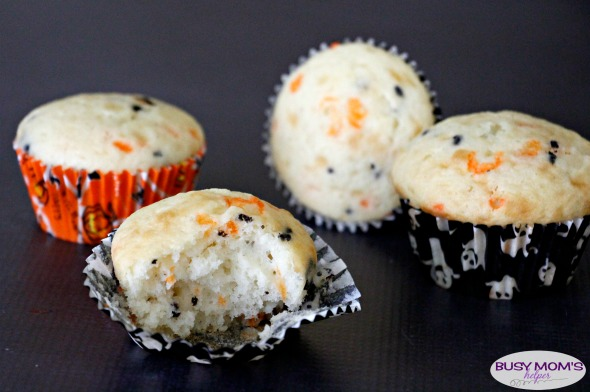 Mix Up a Moment with Funfetti® Halloween Treats #MixUpAMoment #ad