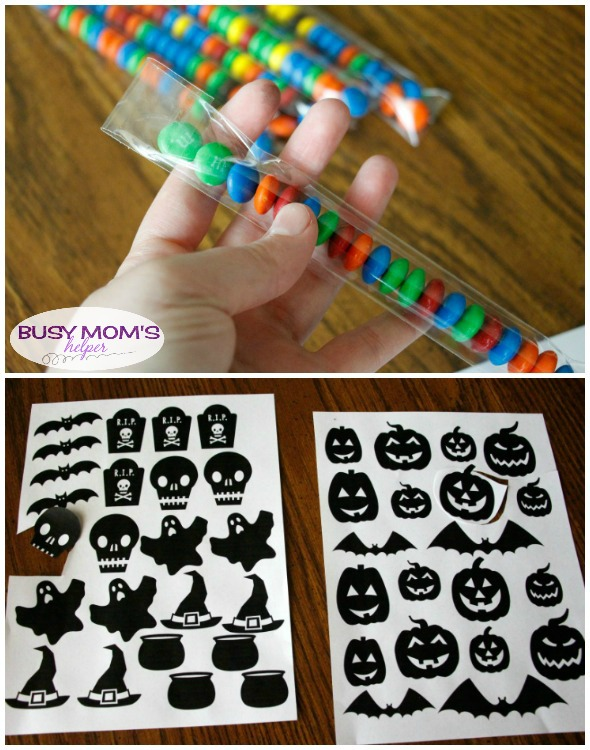 Halloween Party Favor Free Printables