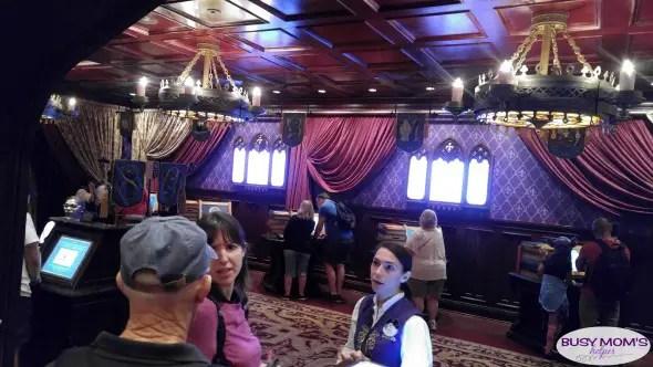 Walt Disney World Be Our Guest Restaurant Breakfast