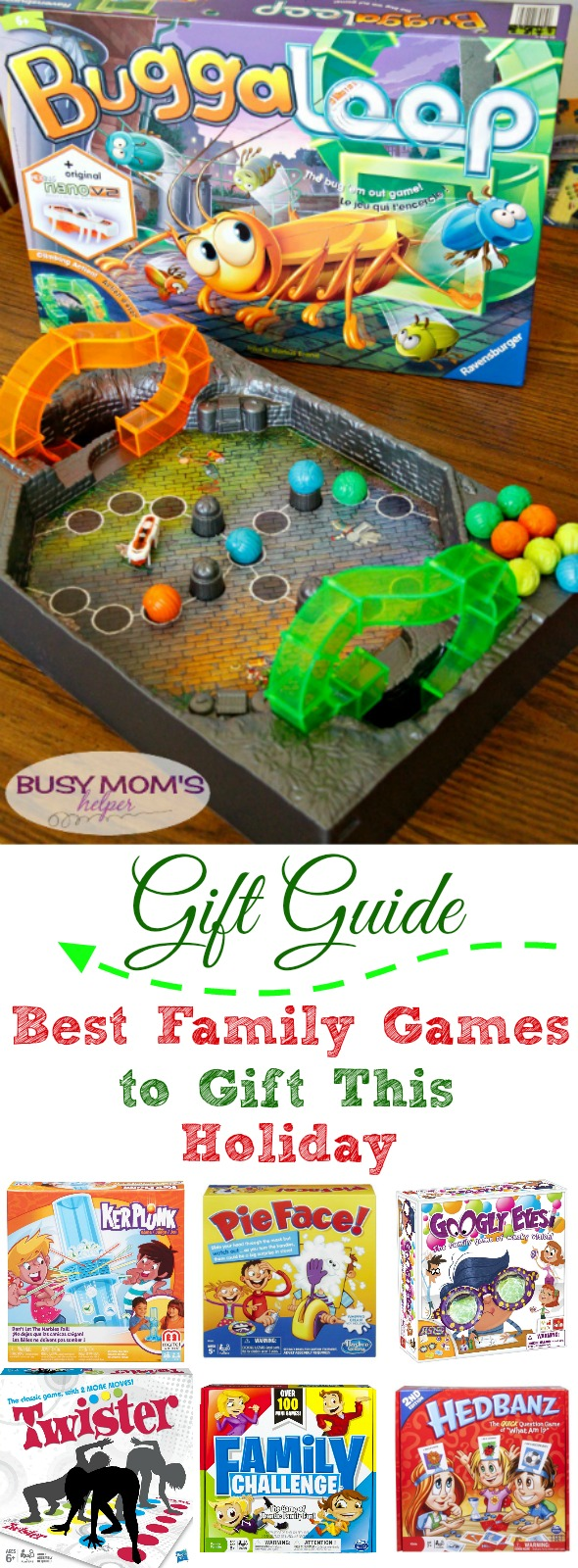 Gift Guide: Best Family Games to Gift This Holiday (with convenient affiliate links)