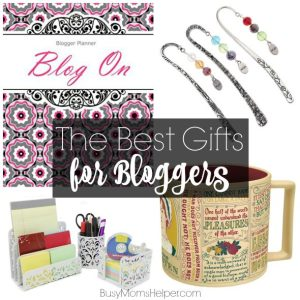 Gift Guide: Best Blogger Gifts