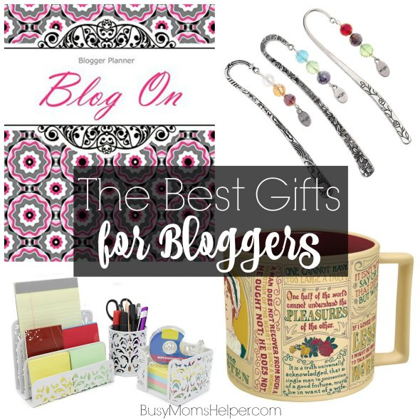 Gift Guide: Best Blogger Gifts (affiliate)