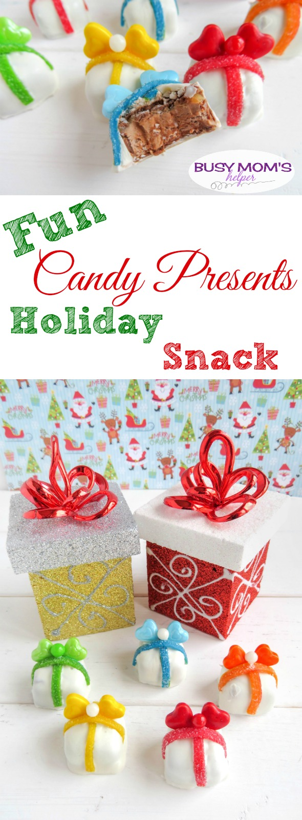 Snacks Make Christmas Candy