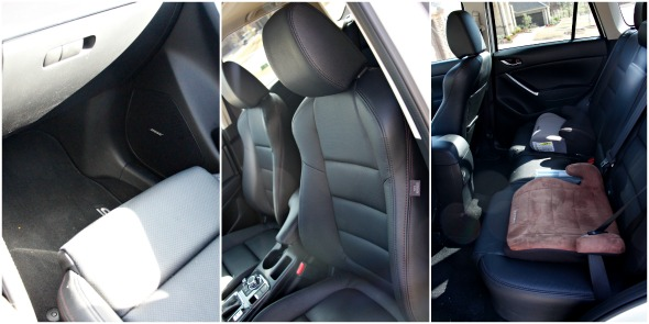 Upgrading to a Crossover SUV / We need a vehicle that fits 3 car seats in the back, but want excellent gas mileage, so we're testing out the 2016 Mazda CX-5 Grand Touring FWD to see how we like it! #DriveMazda #DriveShop #sponsored