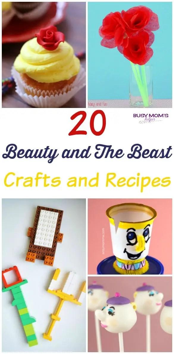 20 Beauty & The Beast Ideas