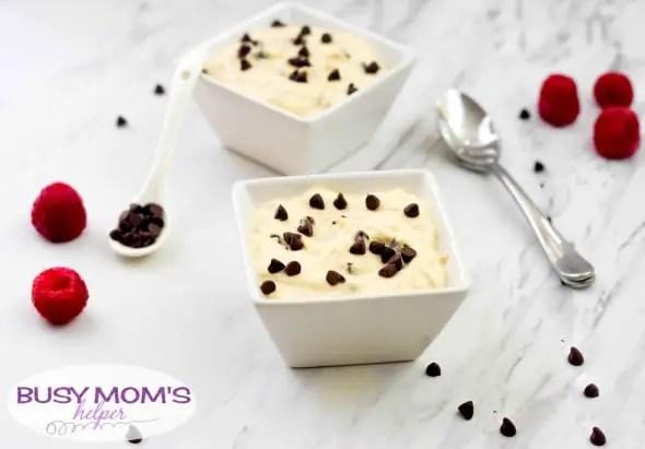 Gooey Edible Cookie Dough / Healthier Snack Recipe