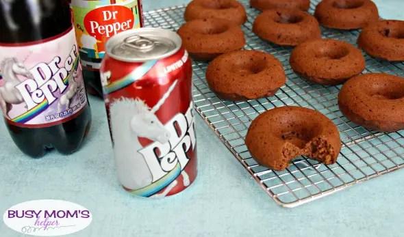 Dr Pepper Donuts #Ad #DrPepperPickYourPepper