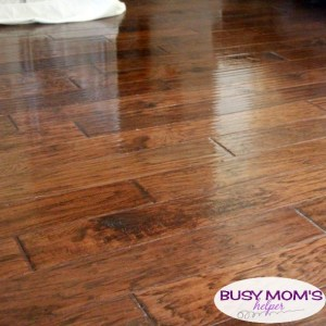 Wood Floor Cleaning Hacks & Tips #ad #SwifferFanatic #Adulting