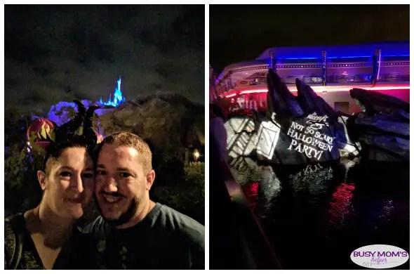 2017 Mickey's Not-So-Scary Halloween Party at Walt Disney World