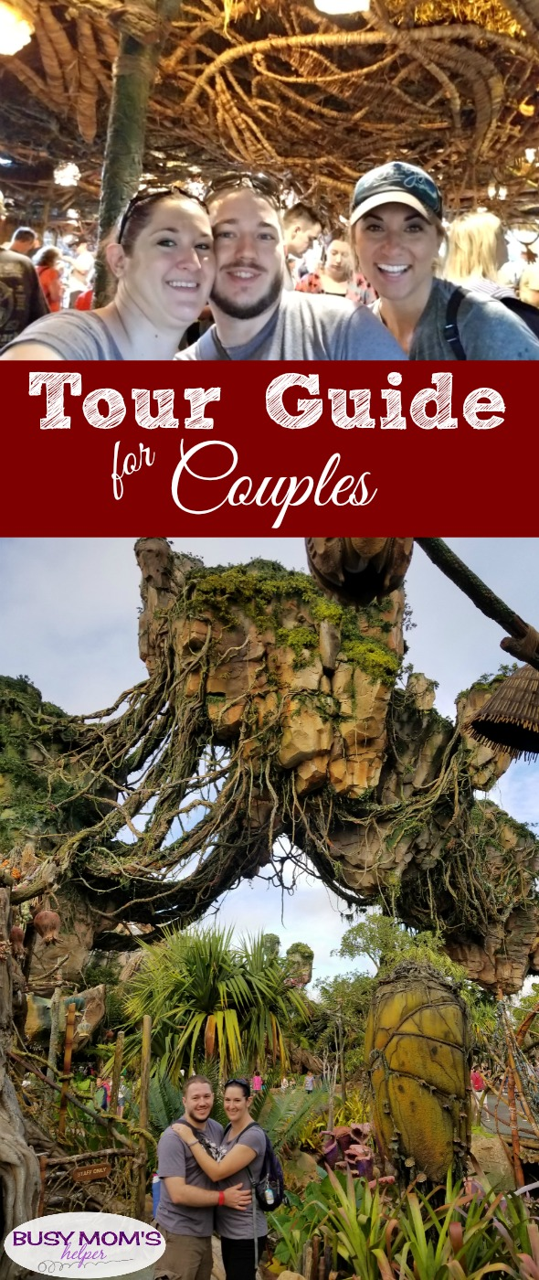 Tour Guide for Couples - is it worth it? Is it awkward, or helpful? We're sharing the scoop with our friends Michael's VIP Tour Guides in Orlando! #ad