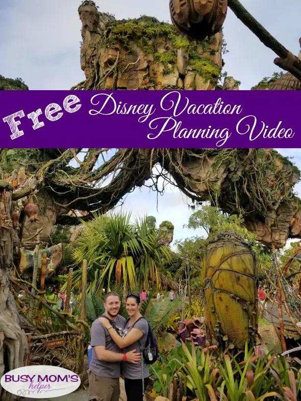 FREE Disney Vacation Planning Video #disney #vacation #planning #disneyworld #disneyland