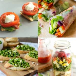 20 Light Spring Appetizer Recipes