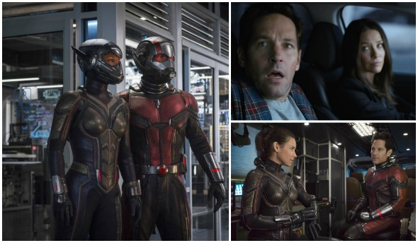 Ant-Man and Wasp: 5 Reasons it's Even Better Than the First! #antmanandwasp #marvel #superhero #movies #avengers
