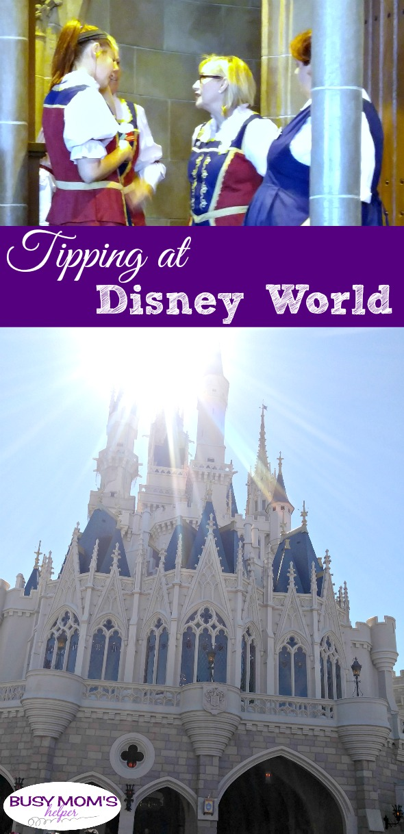 Tipping at Disney World #disneyworld #waltdisneyworld #money #travel #familytravel #travelhacks #disneytrip #disneyvacation #castmemember