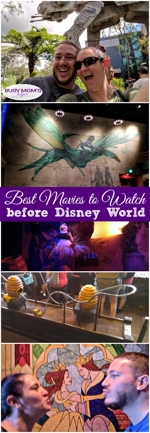 Best Movies to Watch Before Disney World #disney #waltdisneyworld #travel #movies #disneymovies #familytravel