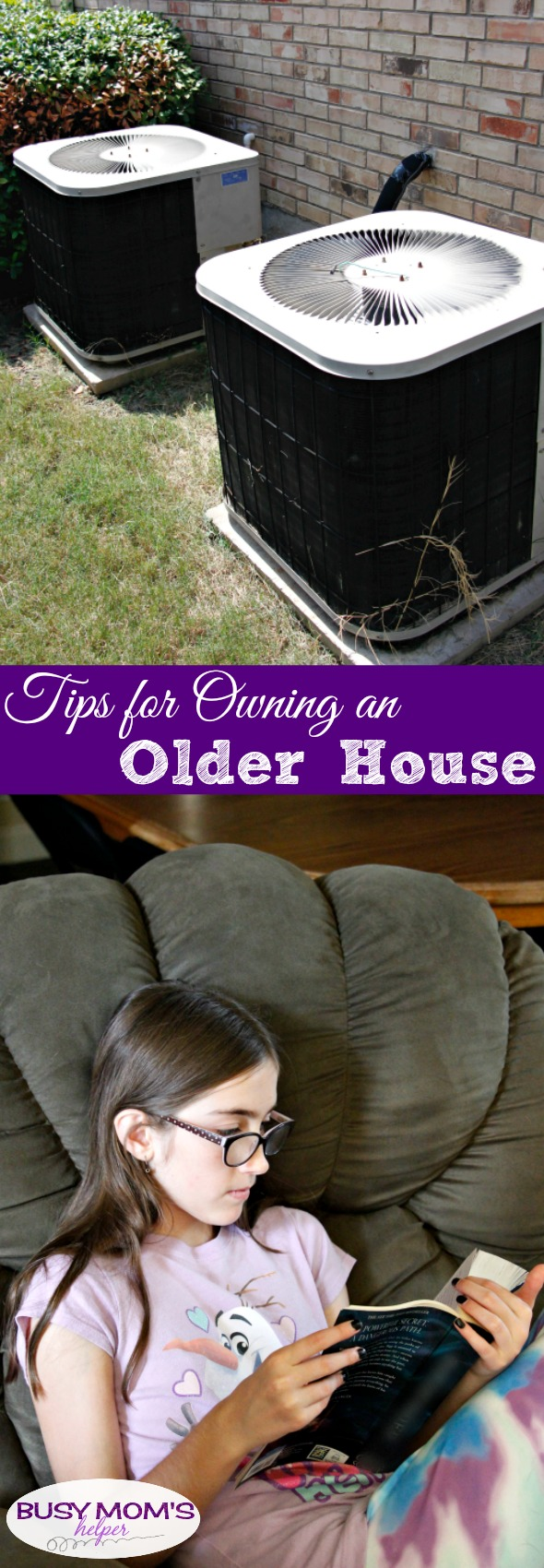 Tips for Owning an Older House AD #OneHourPartner