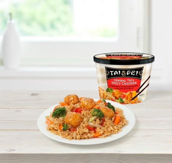Make Sure You Eat, Mom! Easy Meals for Moms #AD #TaiPeiFood #TaiPeiAsianFoods #FrozenAsianFood Tai Pei is Asian food made with clean ingredients and without additives, preservatives, artificial flavors or colors. All Tai Pei products have unique Asian flavors made from flavor-infused rice and signature sauces from recipes collected across the continent. It's new packaging is designed to serve the perfect portion size to satisfy your cravings, while allowing enough room for the tasty ingredients to steam perfectly. It's the delicious, affordable alternative to cooking so you can enjoy that #FridayFeeling every day. http://bit.ly/2PQeBNR http://bit.ly/2Pj5zI5