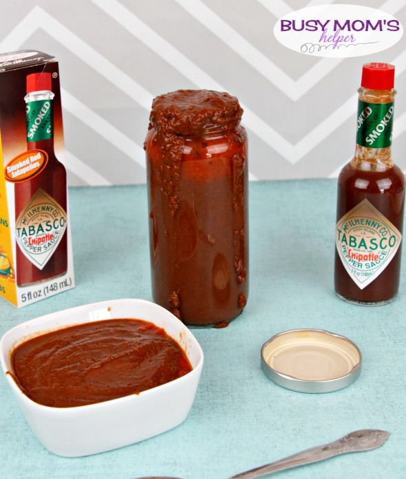 Chocolate Lovers BBQ Sauce Recipe #AD #FlavorYourWorld