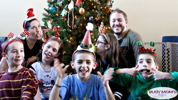 Merry Christmas 2018 from the Busy Mom's Helper Family #merrychristmas #happyholidays #busymomshelper