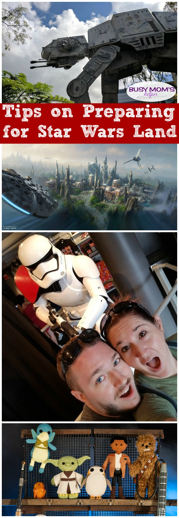 Tips for Preparing for Star Wars Land #starwars #waltdisneyworld #disneyland #starwarsland #disneytrip #disneyparks #hollywoodstudios #familytravel