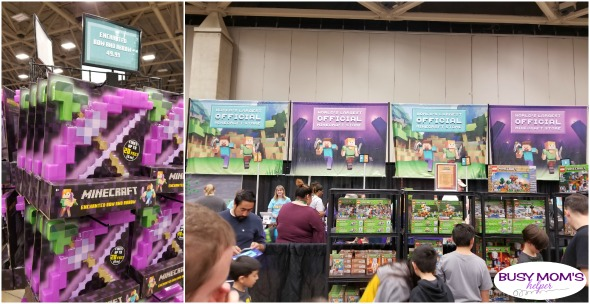 What is Minefaire? Sharing some exciting details about this fun Minecraft event touring the U.S. in 2019! #partner
