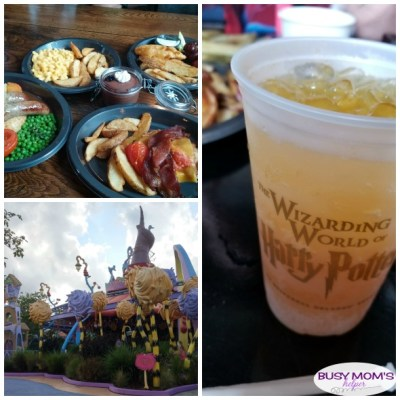 Best Universal Orlando Quick Service Restaurants for Kids #universalorlando #universalstudios #travel #kidtravel #familytravel