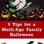 5 Tips for a Multi-Age Family Halloween - how to handle a big age gap during Halloween #ad #shopdisney #halloween