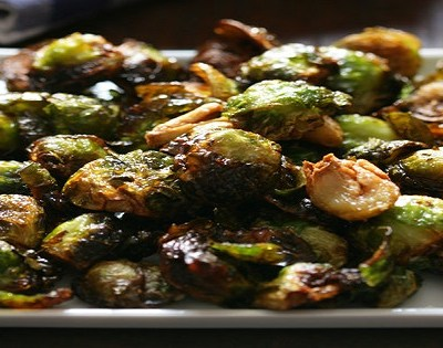 You'll Love This Roaster Brussels Sprouts Dish