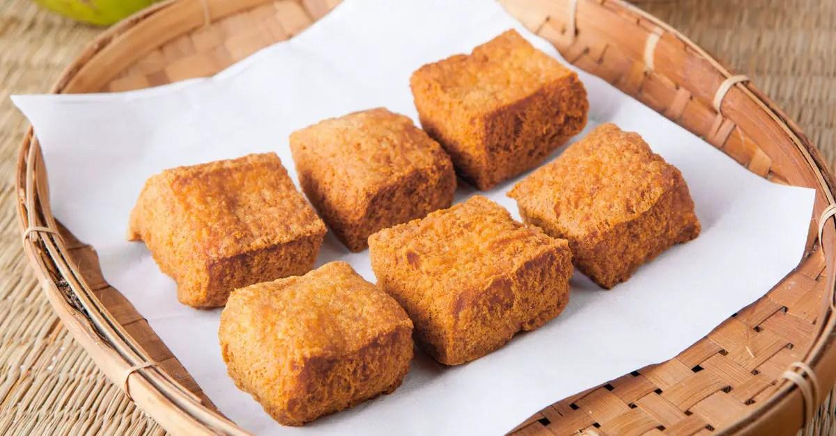 The Stinky Tofu