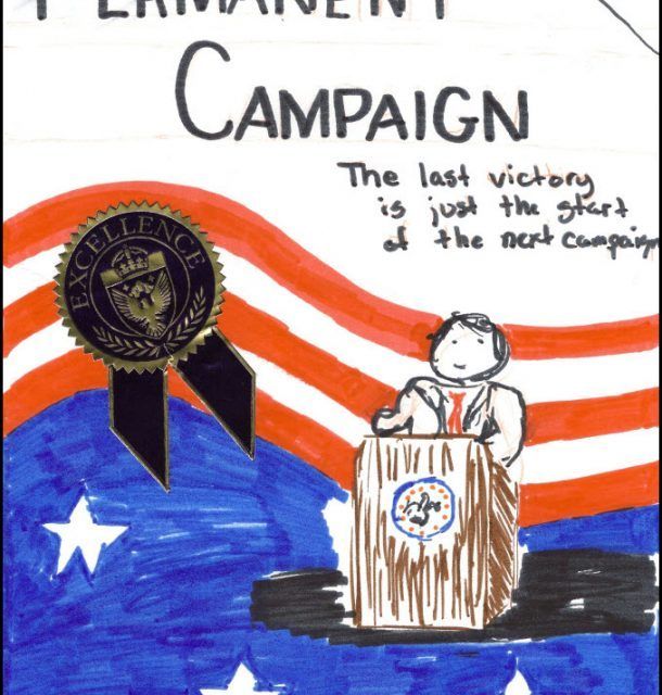 GameJam: Permanent Campaign