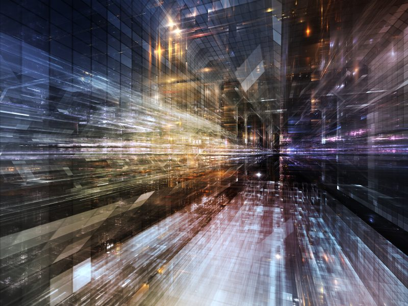 Timeline for the Rise of Data