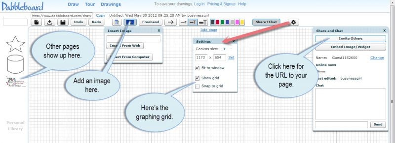 Analysis of Online Whiteboard Tools - Busynessgirl