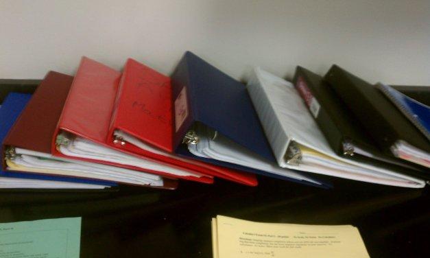 Learning Notebooks for Online Math Homework