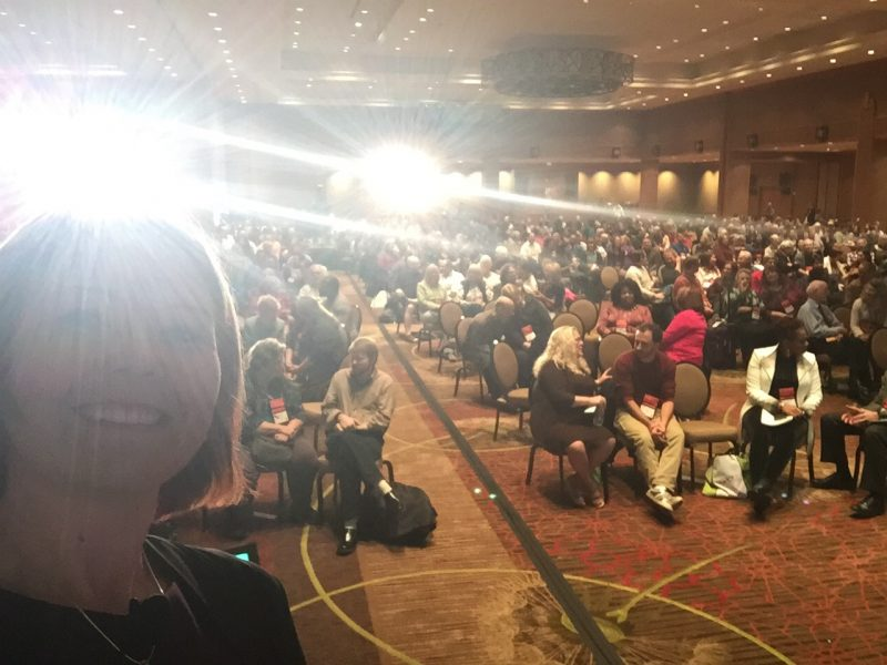 AMATYC Keynote Notes: Interaction and Impasse
