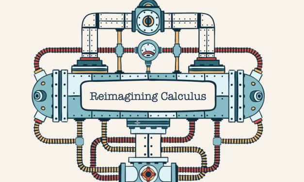 Reimagining Calculus Keynote