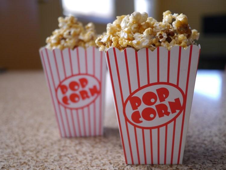 Perfect Caramel Popcorn