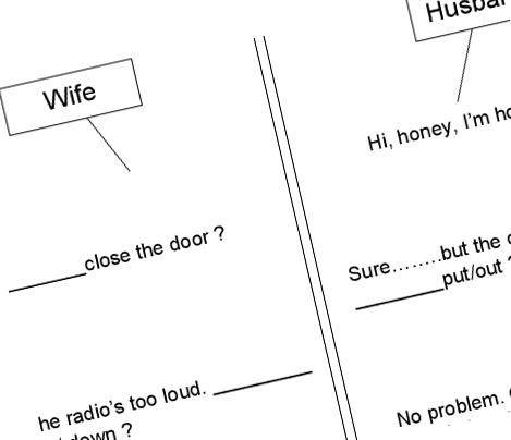 26 FREE Polite Requests Worksheets