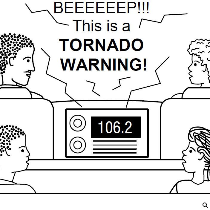 Weather Worksheet: Billy and Maria Learn About Tornado