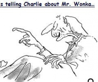 Movie Worksheet: Charlie and the Chocolate Factory