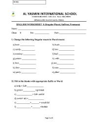 96 FREE Prefixes/Suffixes Worksheets