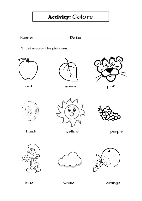 233 FREE Coloring Pages For Kids