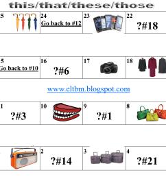 58 FREE Demonstrative Pronouns Worksheets [ 792 x 1224 Pixel ]